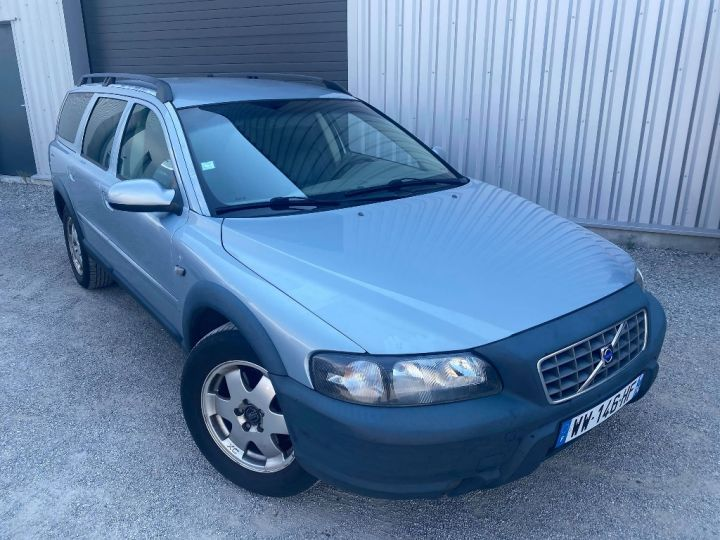 Volvo V70 CROSS COUNTRY Cross Country 2.4 L T AWD  Grise - 1