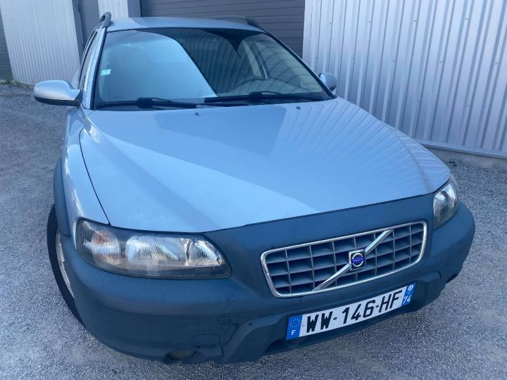 Volvo V70 CROSS COUNTRY Cross Country 2.4 L T AWD  Grise - 2