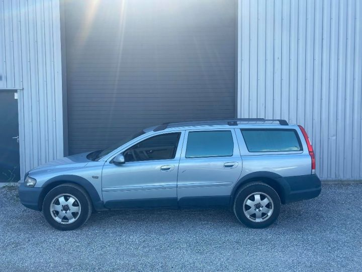 Volvo V70 CROSS COUNTRY Cross Country 2.4 L T AWD  Grise - 4