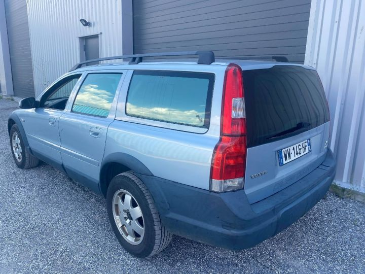 Volvo V70 CROSS COUNTRY Cross Country 2.4 L T AWD  Grise - 5