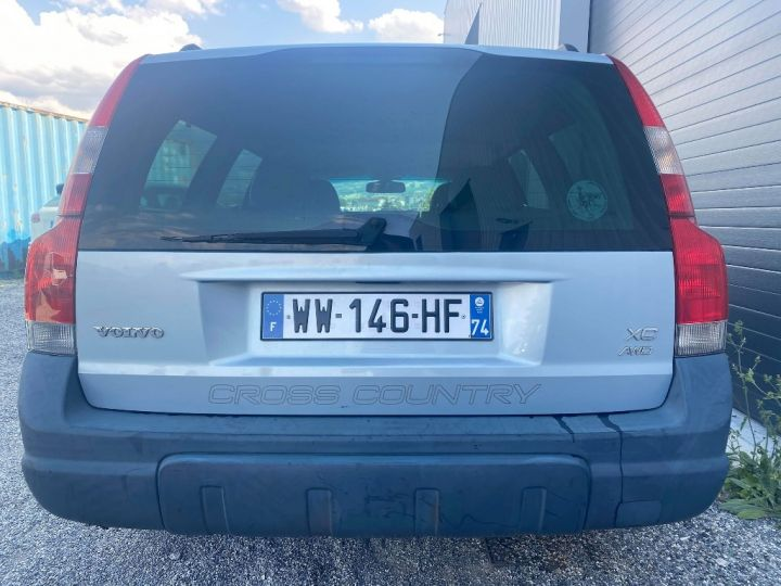 Volvo V70 CROSS COUNTRY Cross Country 2.4 L T AWD  Grise - 6