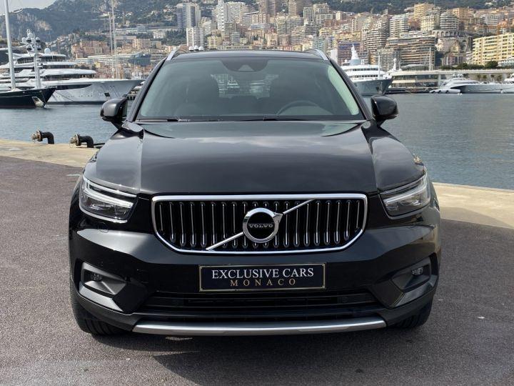 Volvo XC40 BVA 8 INSCRIPTION 4WD 190 CV - MONACO Onyx Black Metal - 2