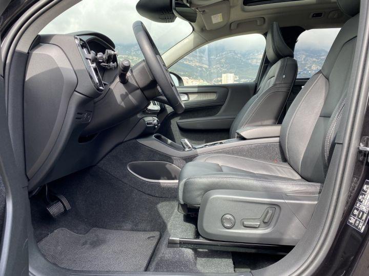 Volvo XC40 BVA 8 INSCRIPTION 4WD 190 CV - MONACO Onyx Black Metal - 5