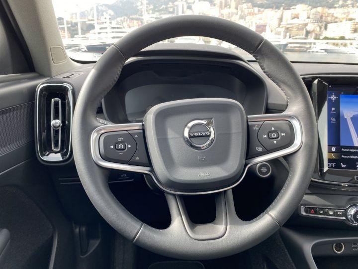 Volvo XC40 BVA 8 INSCRIPTION 4WD 190 CV - MONACO Onyx Black Metal - 9