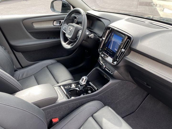 Volvo XC40 BVA 8 INSCRIPTION 4WD 190 CV - MONACO Onyx Black Metal - 10