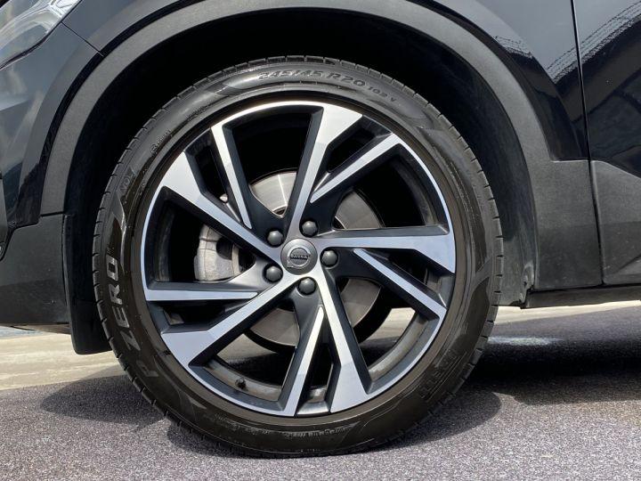 Volvo XC40 BVA 8 INSCRIPTION 4WD 190 CV - MONACO Onyx Black Metal - 11