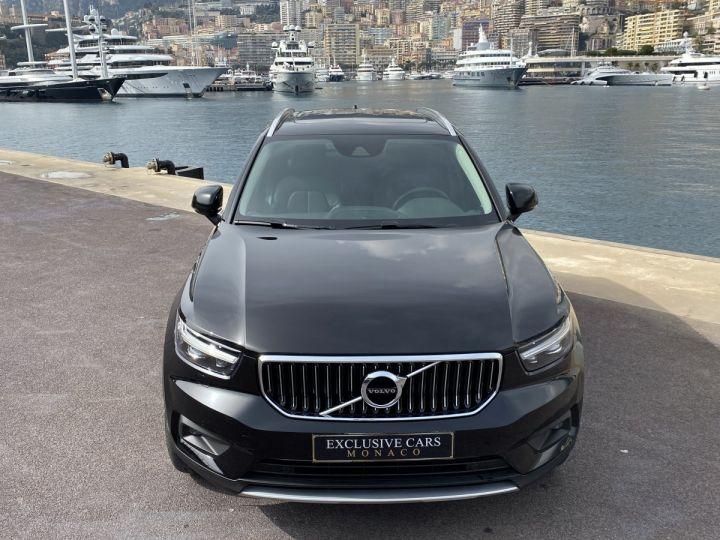 Volvo XC40 BVA 8 INSCRIPTION 4WD 190 CV - MONACO Onyx Black Metal - 12