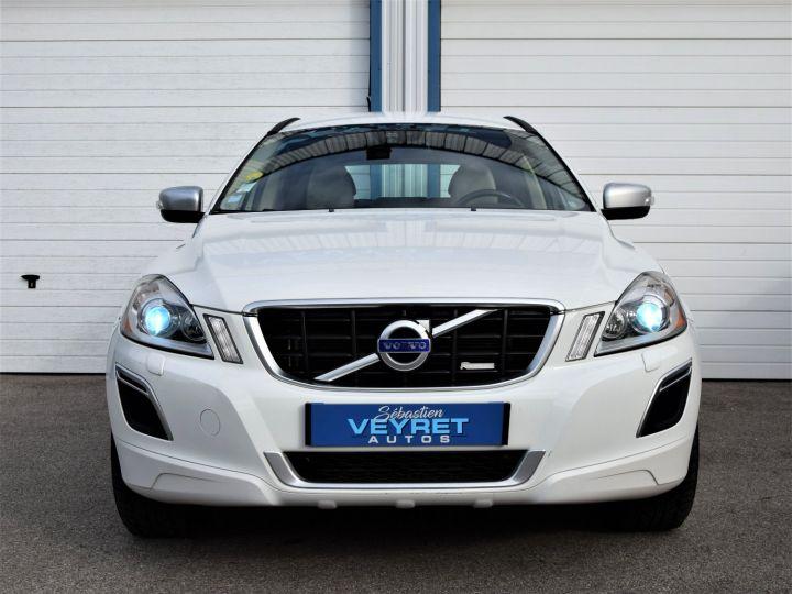 Volvo XC60 2.4 D / D3 / D4 AWD 163cv R-DESIGN BLANC - 2