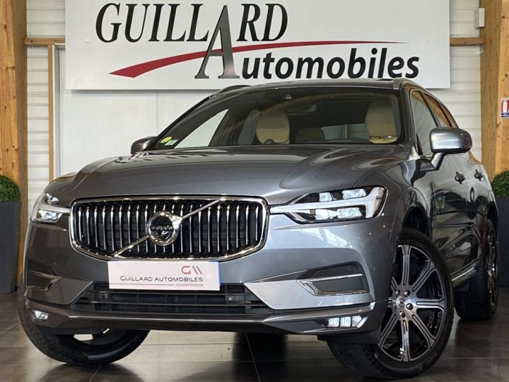 Volvo XC60 B5 AWD 235ch INSCRIPTION LUXE GEARTRONIC 8 GRIS FONCE - 1