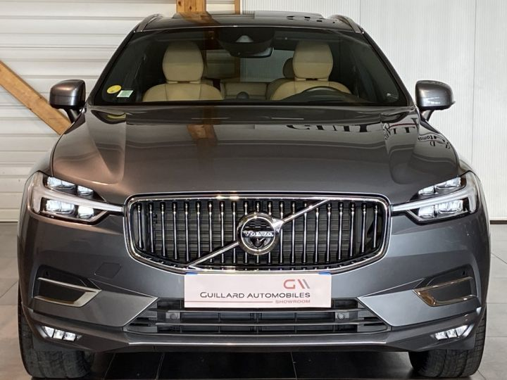 Volvo XC60 B5 AWD 235ch INSCRIPTION LUXE GEARTRONIC 8 GRIS FONCE - 2