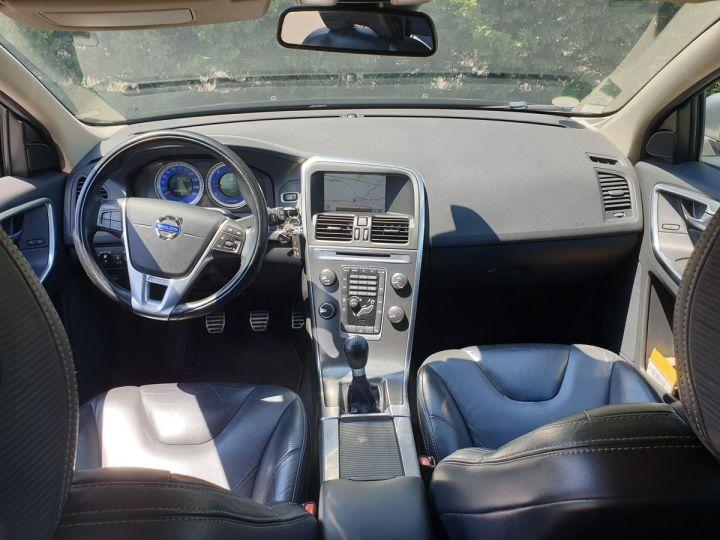 Volvo XC60 d3 drive 135 design bv6 Noir Occasion - 5