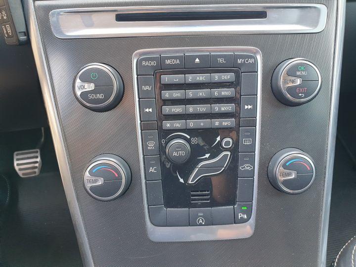 Volvo XC60 d3 drive 135 design bv6 Noir Occasion - 7