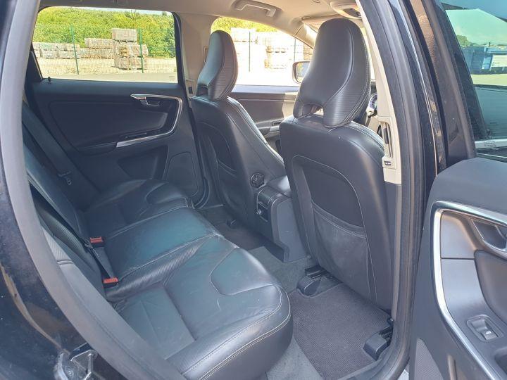 Volvo XC60 d3 drive 135 design bv6 Noir Occasion - 10