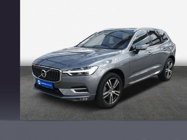 Volvo XC60 II D5 AWD 235ch Inscription Geartronic GRIS - 1