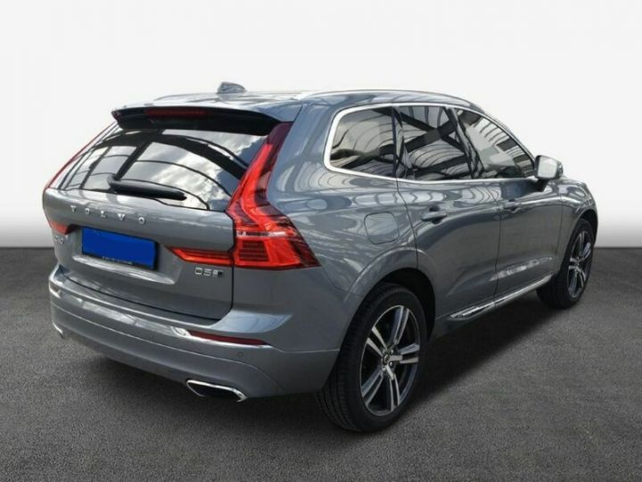 Volvo XC60 II D5 AWD 235ch Inscription Geartronic GRIS - 2
