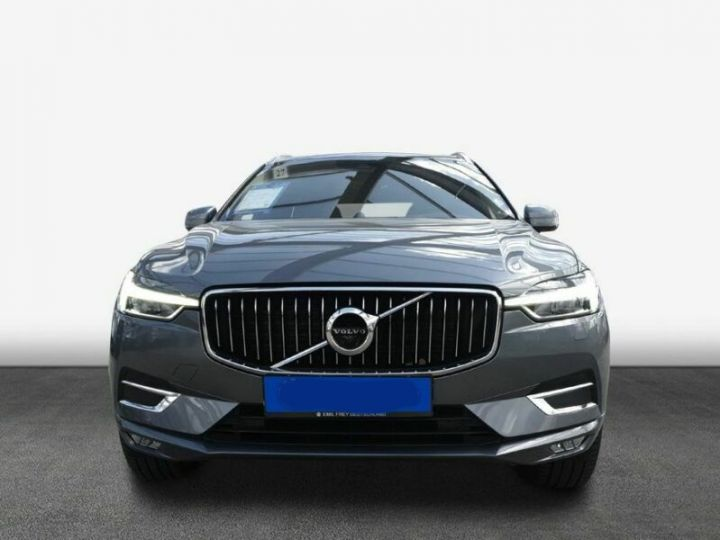 Volvo XC60 II D5 AWD 235ch Inscription Geartronic GRIS - 3