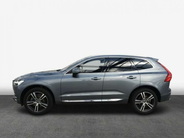 Volvo XC60 II D5 AWD 235ch Inscription Geartronic GRIS - 4