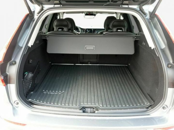Volvo XC60 II D5 AWD 235ch Inscription Geartronic GRIS - 6