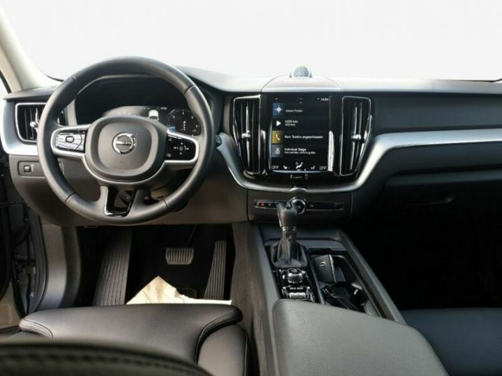 Volvo XC60 II D5 AWD 235ch Inscription Geartronic GRIS - 9