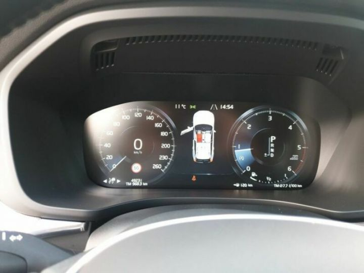 Volvo XC60 II D5 AWD 235ch Inscription Geartronic GRIS - 11