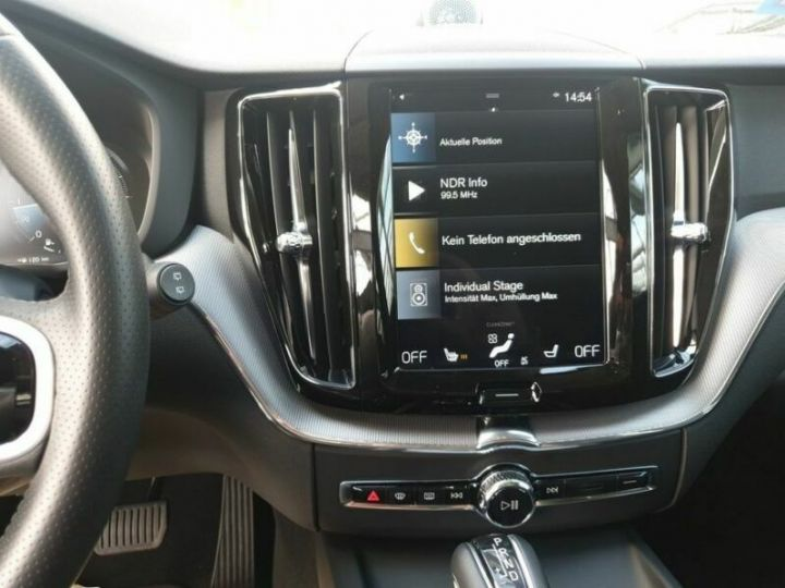 Volvo XC60 II D5 AWD 235ch Inscription Geartronic GRIS - 12
