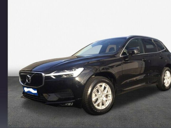 Volvo XC60 # Inclus Carte Grise et Malus écolo, livraison à domicile # Noir Peinture métallisée - 1