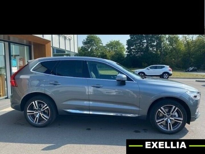 Volvo XC60 RECHARGE T8 GRIS PEINTURE METALISE  Occasion - 1