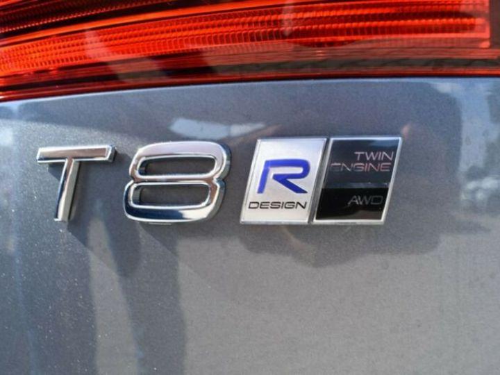 Volvo XC60 T8 HYBRID GRIS OSMIUM Occasion - 8