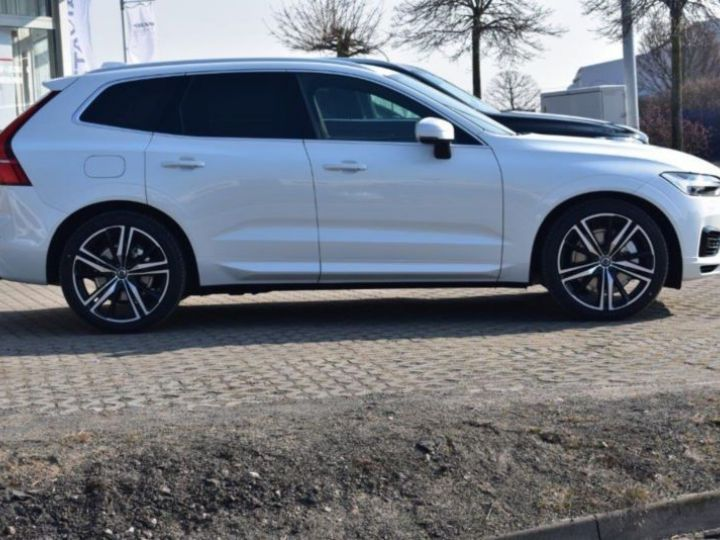 Volvo XC60 T8 TWIN ENGINE 320 + 87CH R-DESIGN GEARTRONIC BLANC Occasion - 6