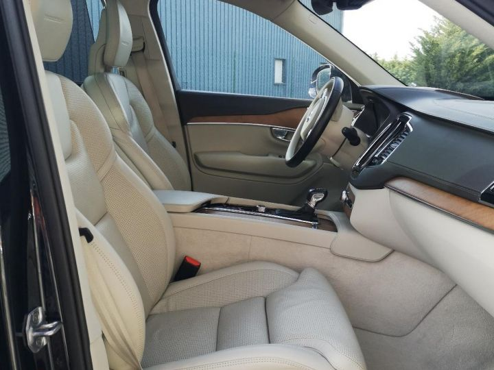 Volvo XC90 2 ii d5 225 awd inscription luxe 7 pl o Bleu Occasion - 7