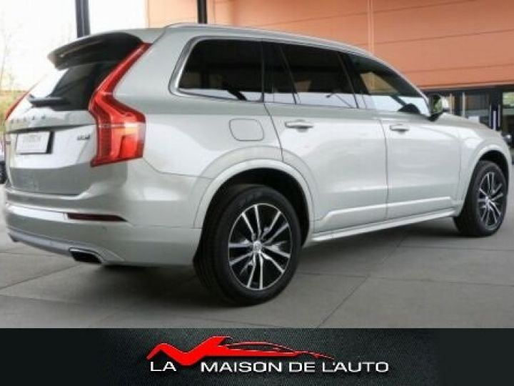 Volvo XC90 B5 AWD Momentum Pro Harman + Keyless Blanc Nacre Bouleau Clair 726 - 2