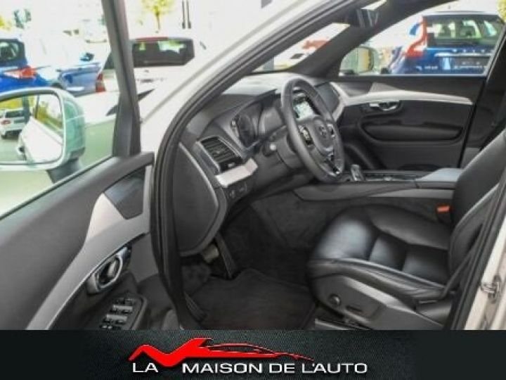 Volvo XC90 B5 AWD Momentum Pro Harman + Keyless Blanc Nacre Bouleau Clair 726 - 4