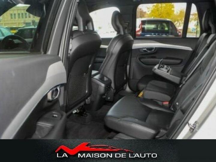 Volvo XC90 B5 AWD Momentum Pro Harman + Keyless Blanc Nacre Bouleau Clair 726 - 5