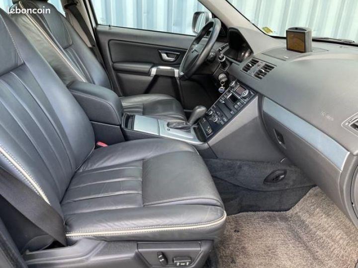 Volvo XC90 d5 200cv summum awd 7 places Gris - 3