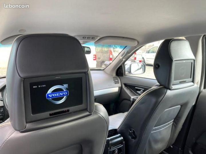 Volvo XC90 d5 200cv summum awd 7 places Gris - 7