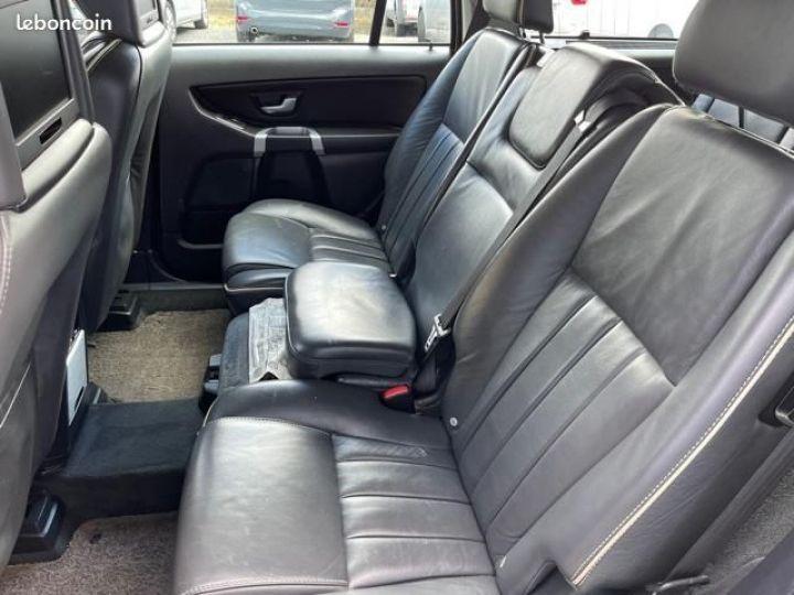 Volvo XC90 d5 200cv summum awd 7 places Gris - 8