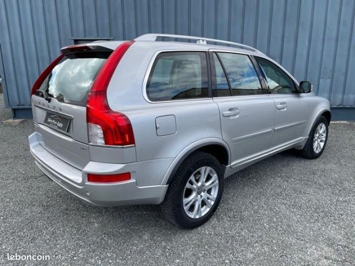 Volvo XC90 d5 200cv summum awd 7 places Gris - 10