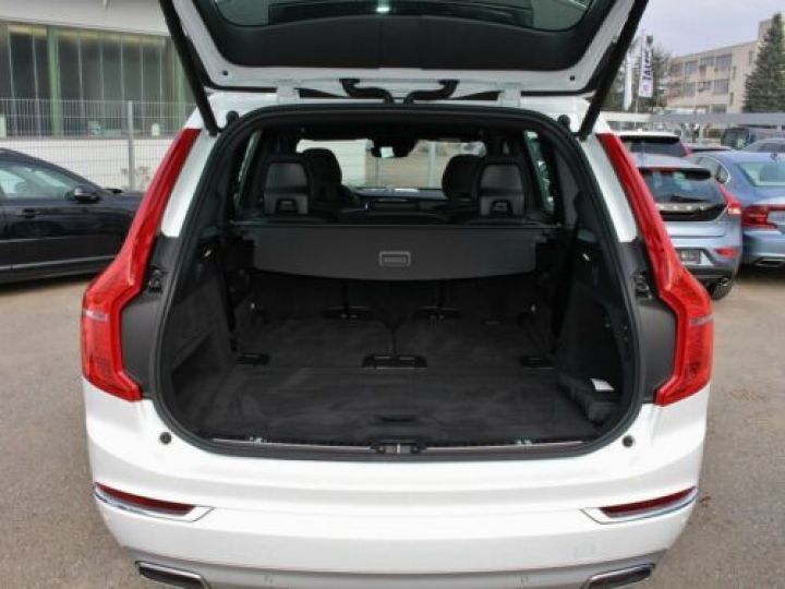 Volvo XC90 D5 ADBLUE AWD 235CH INSCRIPTION LUXE GEARTRONIC 7 PLACES BLANC Occasion - 6