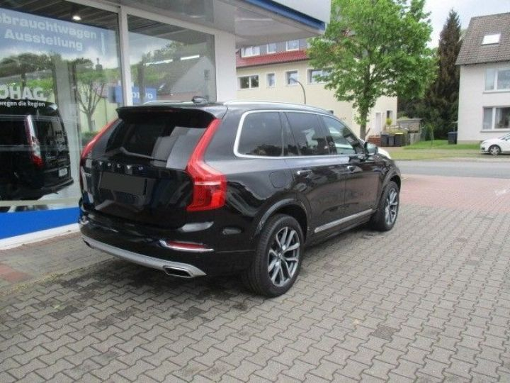Volvo XC90 D5 AWD 225CH INSCRIPTION GEARTRONIC 5 PLACES NOIR Occasion - 2