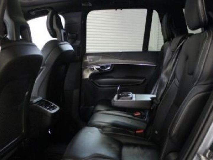 Volvo XC90 D5 AWD 235CH R-DESIGN GEARTRONIC GRIS Occasion - 5