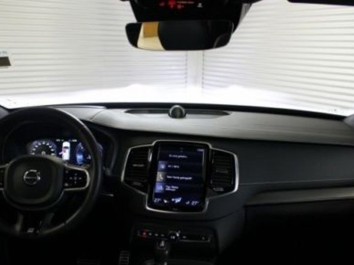 Volvo XC90 D5 AWD 235CH R-DESIGN GEARTRONIC GRIS Occasion - 6