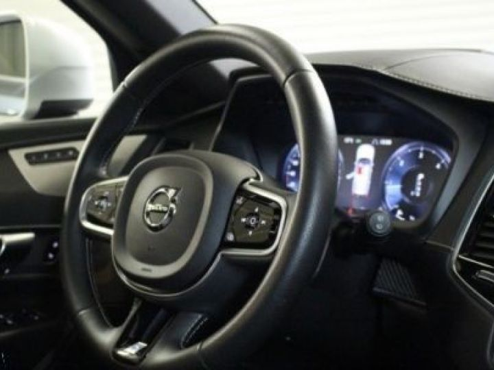 Volvo XC90 D5 AWD 235CH R-DESIGN GEARTRONIC GRIS Occasion - 7