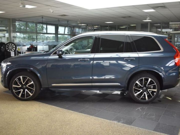 Volvo XC90 T6 AWD 320CH INSCRIPTION LUXE GEARTRONIC 7 PLACES BLEU Occasion - 2