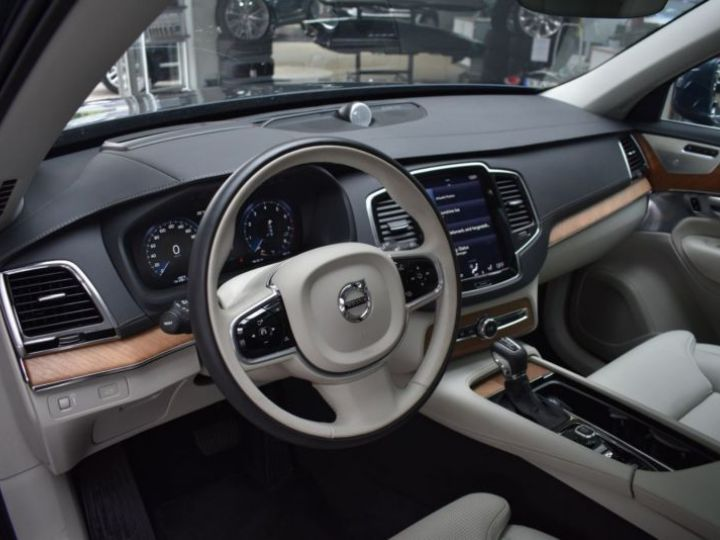 Volvo XC90 T6 AWD 320CH INSCRIPTION LUXE GEARTRONIC 7 PLACES BLEU Occasion - 7