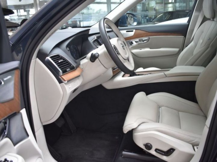 Volvo XC90 T6 AWD 320CH INSCRIPTION LUXE GEARTRONIC 7 PLACES BLEU Occasion - 14