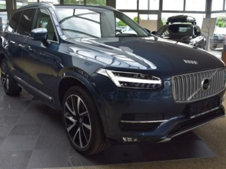 Volvo XC90 T6 AWD 320CH R-DESIGN GEARTRONIC 7 PLACES BLEU Occasion - 6
