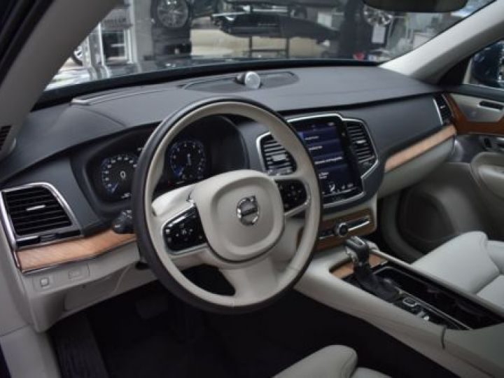 Volvo XC90 T6 AWD 320CH R-DESIGN GEARTRONIC 7 PLACES BLEU Occasion - 7