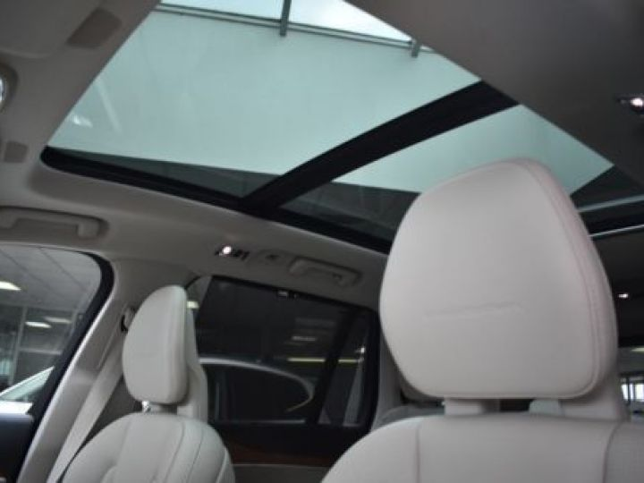 Volvo XC90 T6 AWD 320CH R-DESIGN GEARTRONIC 7 PLACES BLEU Occasion - 13