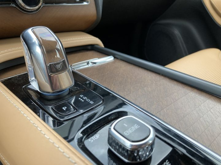 Volvo XC90 T8 TWIN INSCRIPTION LUXE ARGENT METAL  - 11
