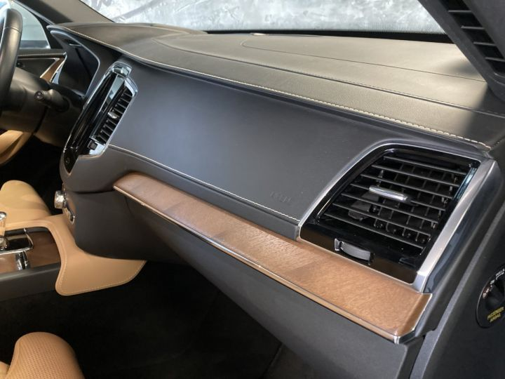 Volvo XC90 T8 TWIN INSCRIPTION LUXE ARGENT METAL  - 14